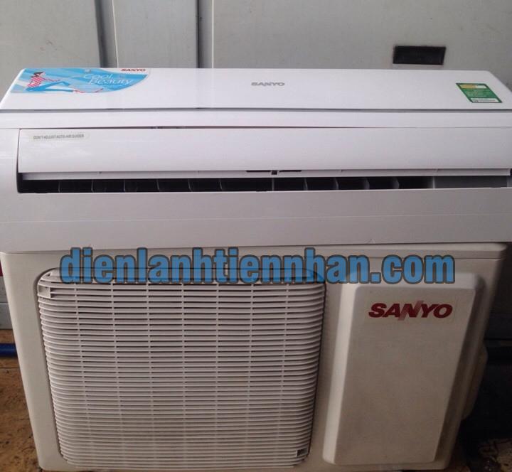 Thanh lý Máy lạnh cũ Sanyo SAP-K9BGES8 đẹp như mới