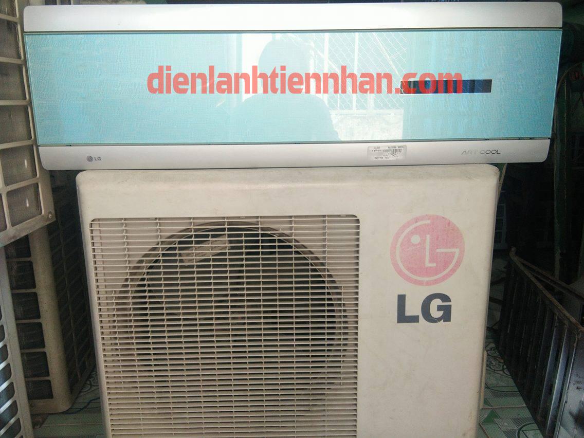 máy lạnh cũ LG