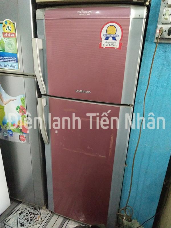 tủ lạnh cũ DAEWOO VR19H10