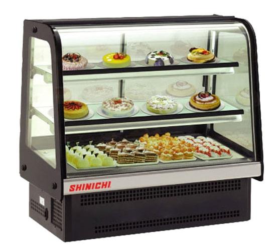 Thanh lý tủ trưng bày bánh kem giá rẻ TPHCM